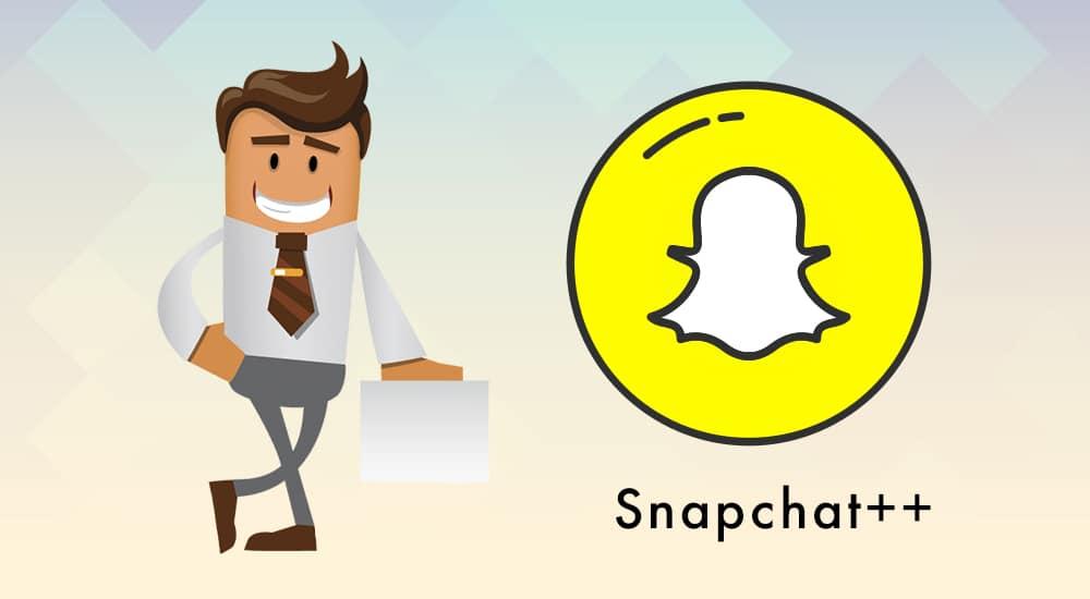 تنزيل سناب بلس Snapchat ++ لأجهزة iOS و iPhone و iPad
